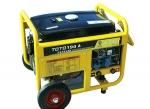 发电机带焊机190A汽油发电电价钱