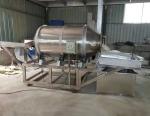 不锈钢滚筒式拌料机 豆干搅拌机