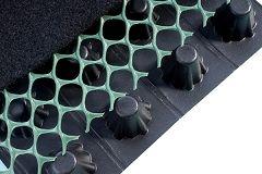 20mm排水板 20厚塑料排水板 20高排水板