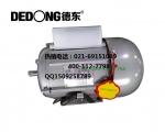 上海德东电机YC112M-2单相异步电动机