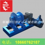 巨恒专业生产矿用斜巷跑车防护装置