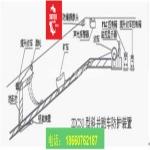 ZDC-30跑车防护装置  斜巷防跑车  斜井防跑车装置