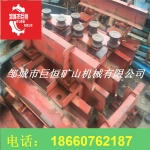 巨恒矿山生产矿用绞车配件副压绳轮