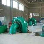 水輪發電機組