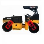 科泰KD06 6吨全液压小钢轮压路机