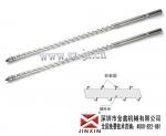 制造舟山螺杆,螺杆炮筒产品,炮筒螺杆供应商-金鑫