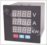 电压电流功率组合表