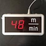4-20mA/0-10V变频器频率表/转速表