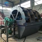節能山砂洗砂生產線價格 石料洗砂機定制