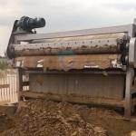 襄汾洗沙泥水過濾設備 沙場礦場全自動壓濾機定制