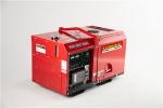 意欧鲍400A柴油发电电焊机,三相发电电焊机