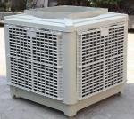 养殖场棚舍通风换热降温采用湿帘冷风机设备系统