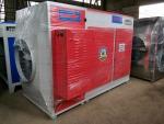保温材料涂胶废气废烟收集处理设备