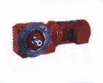 成都销售GDK系列斜齿轮减速机--GDKF型伞齿轮减速电机