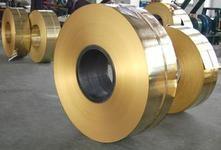 洛阳直销H62压延黄铜带进口T1软态紫铜带