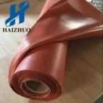 東臺市廠家直銷電焊擋煙硅膠防火布批發