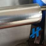 新疆优质铝箔玻纤布价格 铝箔布厂家