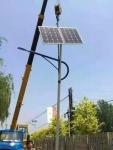 牡丹江6米太阳能路灯采购_买一盏6米路灯多少钱