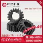 偏心轴齿轮供应 钢筋滚丝机套丝机专用配件 优质品牌 厂家直销