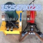 安徽阜阳预应力液压钢筋弯曲机 手提式钢筋弯曲器