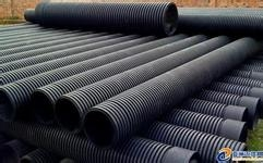 产量最高的HDPE双壁波纹管厂家