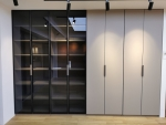 高質量時尚臥室衣櫥衣柜定制 日門建材