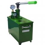 手动双缸试压泵 双缸升试压泵 手动升压泵