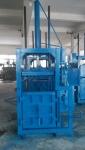 苏州SMT-750F/60全自动废料液压打包机