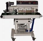 牛肉干鱿鱼丝海苔糖果抽气连续封口机SPM-100PA