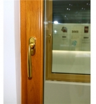 鋁包木門窗定制廠家,斷橋鋁門窗封陽臺,北京思耐門窗