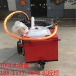 山东思拓瑞克厂家直销路面加热设备 路面灌缝机 100L灌缝车