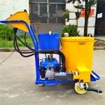 手推式60升沥青灌缝机 大容量沥青路面填缝机