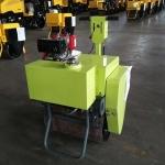 厂家现货直销小型手扶式单钢轮压路机 振动式压实机