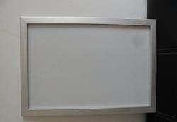 墙体框架钧尚展示画框广告器材组装发货