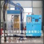 【亿双林】供应 聚氨酯发泡机山东浇注设备PU高压发泡机优质厂