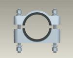 成都直供电缆固定工具 JGW系列高压电缆固定线夹