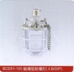 BCD51-100隔爆型防爆灯 成都沈海科技 批发质量好