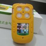 广州气体检测仪供应便携式多气体检测仪报警仪