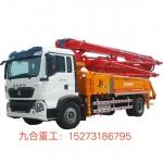 邵阳小型混凝土泵车