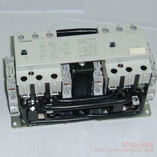 f4一11接触器电路图