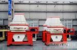 砂厂用新型环保制砂机LYJ79