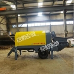 厂家小型二次构造注泵上料机 混凝土输送泵浇筑泵直销