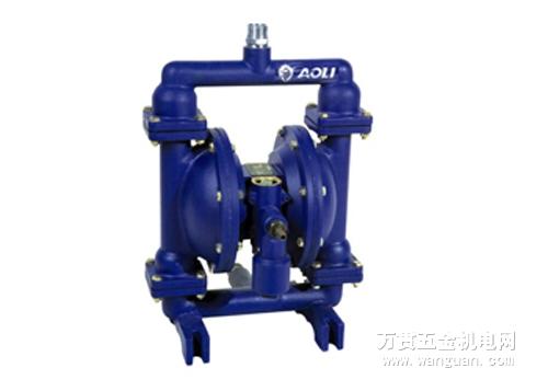 上海/QBY系列气动隔膜泵是我们最热销的产品之一,价格便宜性价比高...