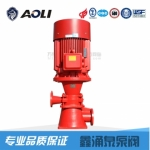 上海奥利泵业 消防恒压泵 消防切线泵 XBD20-100HY