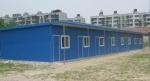 供應樂清彩鋼板房搭建價格 樂清工地3*6集裝箱房 工地隔斷安