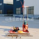 工厂直供3kw三相电动力取样钻机25米岩心勘探取芯钻机省人工