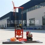 工厂直供勘探岩心取样钻机25米轻便汽油动力工程钻机携带方便