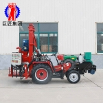 JZ-C型拖拉機載鉆井設備正循環打井機大孔徑打井設備