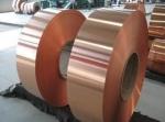 广西C1100镀镍紫铜带 电子产品专用铜带
