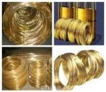 兴航厂家供应0.02-0.05进口黄铜丝